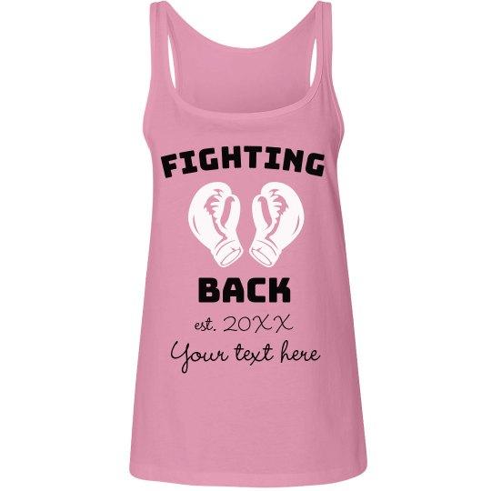 Fighting Back Cancer