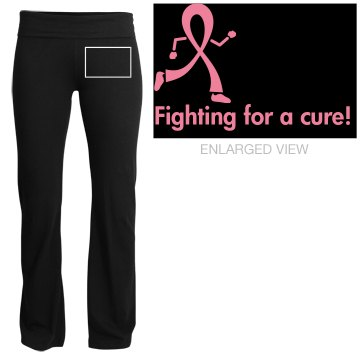 Fighting for a cure! -Pink