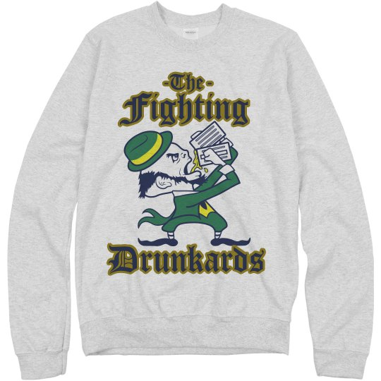 Fighting Irish Drunkards
