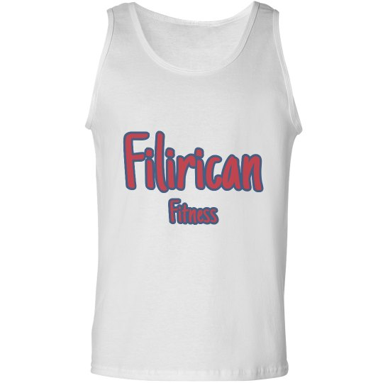 Filirican Fitness UNISEX Tank (mens cut)