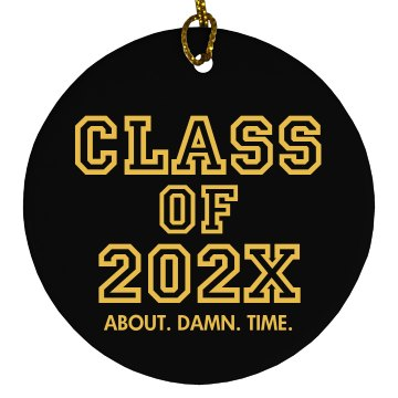 Finally Senior Class