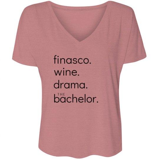 Finasco Bachelor Drama Fan Gift
