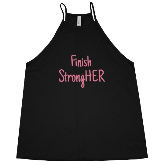 Finish StrongHER HIGH NECK