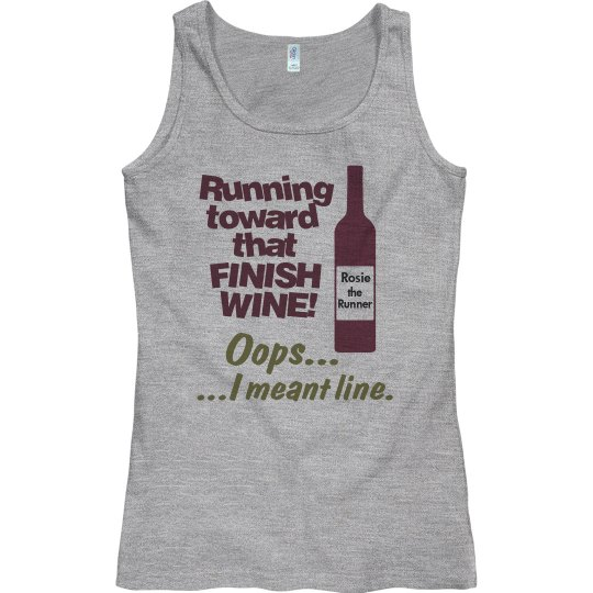 Finish Wine!