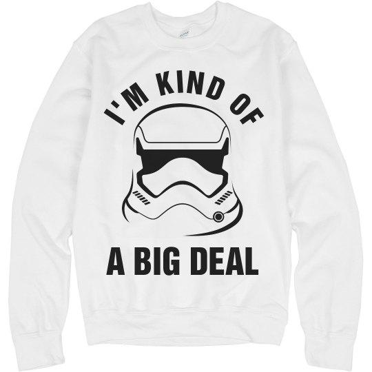 Finn Is A Big Deal