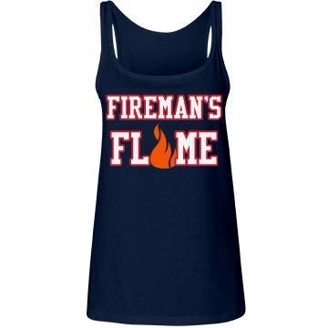 Fireman's Flame Wife