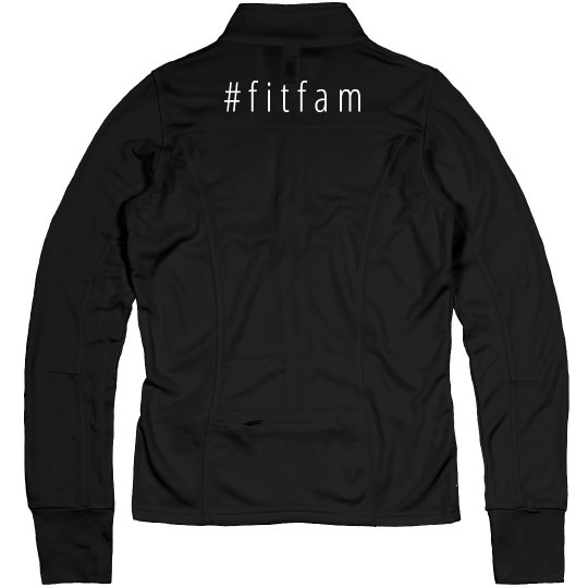 #FitFam Training Sport Jacket