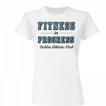 Fitness In Progress