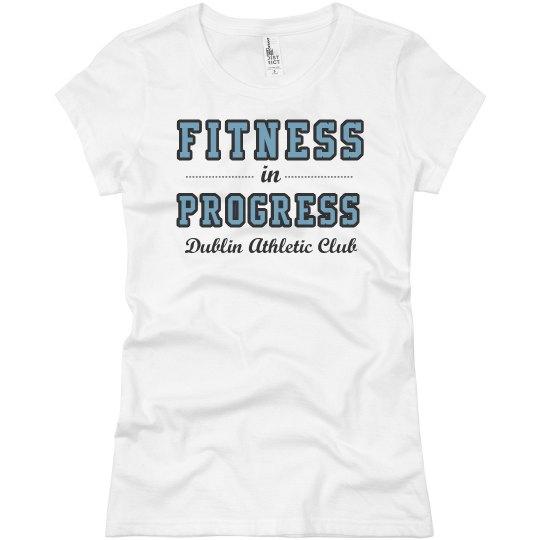 Fitness In Progress