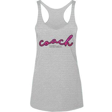 FITREPnation Coach Pink