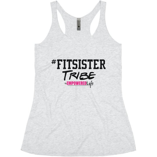 #fitsister tribe tank