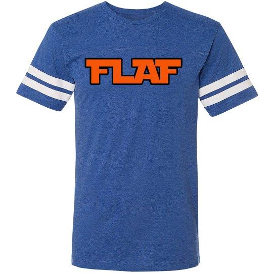 FLAF - unisex vintage sports T-shirt