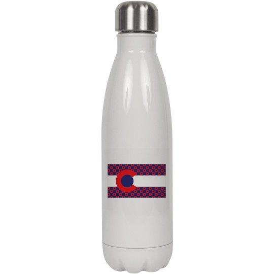 Flag bottle