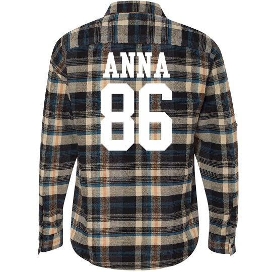 Flannel For Her