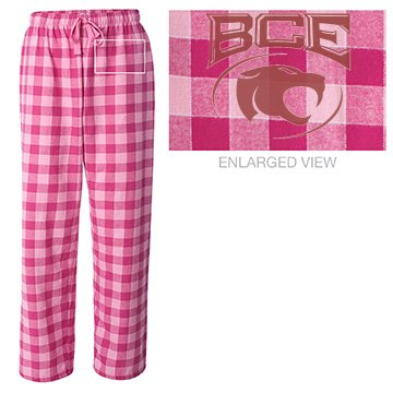 flannel pjs caribbean col