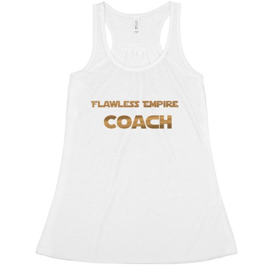 Flawless Empire Coach with Back