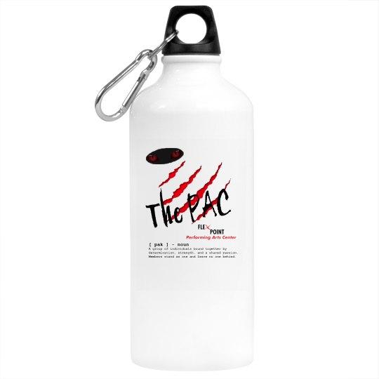 Flex Point Aluminum Water Bottle