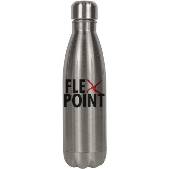 Flex Point Water Bottle