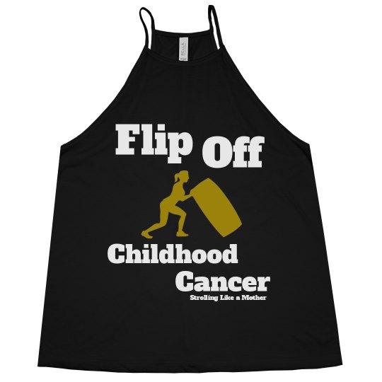 Flip Off Childhood Cancer