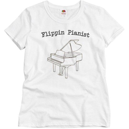 flippin pianist