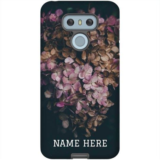 Floral Custom Phone Case