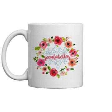Floral Scentabellas Mug