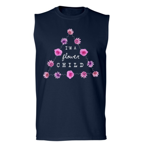 Flower Child Black Pink