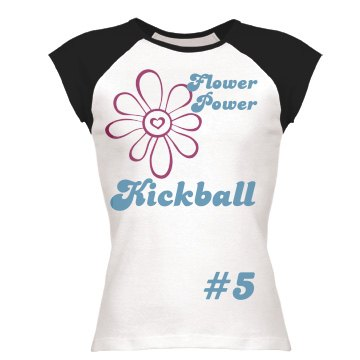 Flower Power Kickball
