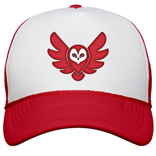 Fly Girls/Owls Ball Cap