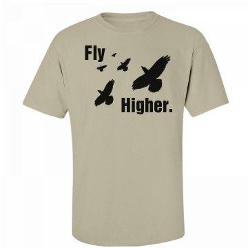 Fly Higher Men's Tee