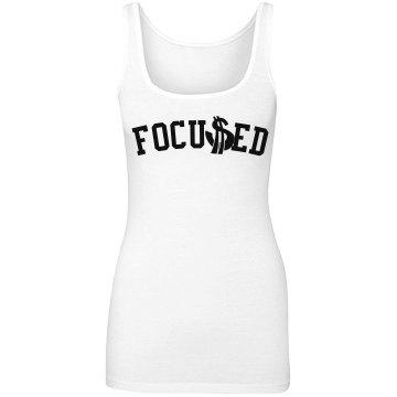 Focused Ladies' Tank