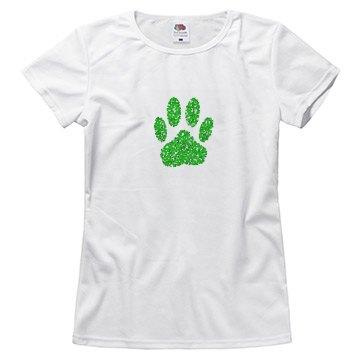 Foliage Dog Paw