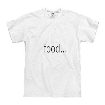 Food... Tee