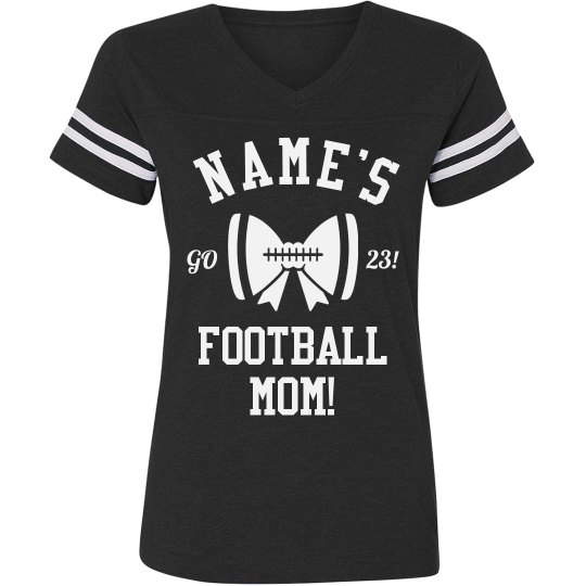 Football Family Mom