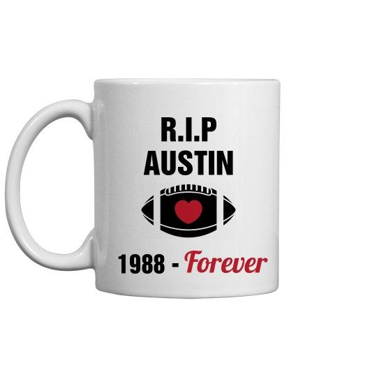 Football Forever Memorial Mug