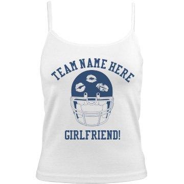 Football Girlfriend Cami