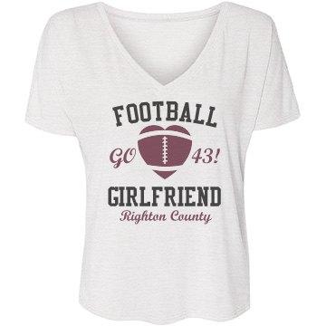 Football Girlfriend of 43