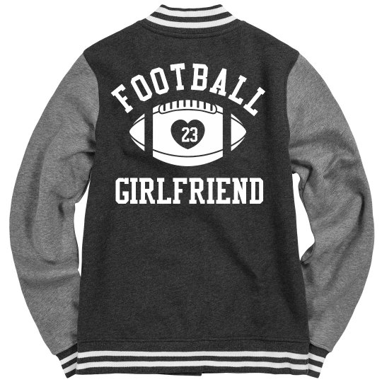 Football Girlfriend Pride