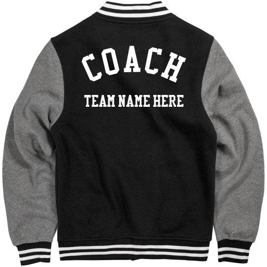 Football Jacket For Coach