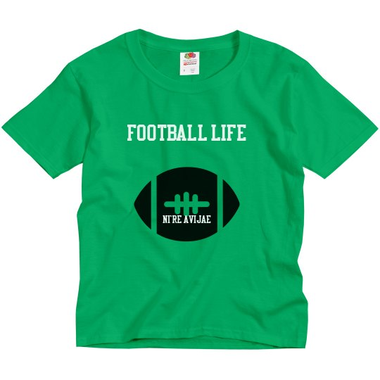 Football Life T-Shirt