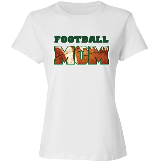 Football Mom - Name and # on back