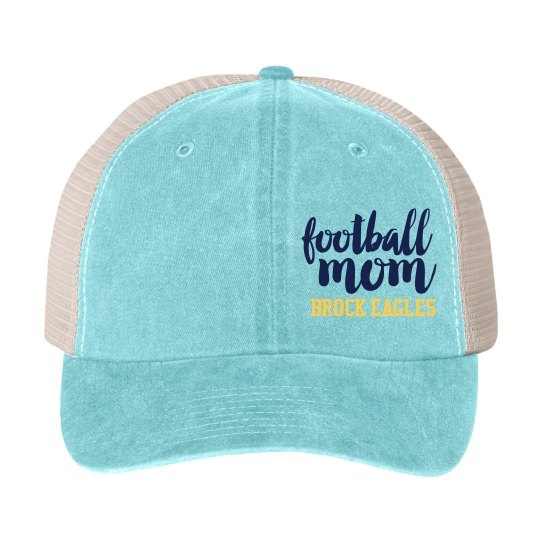 Football Mom Brock