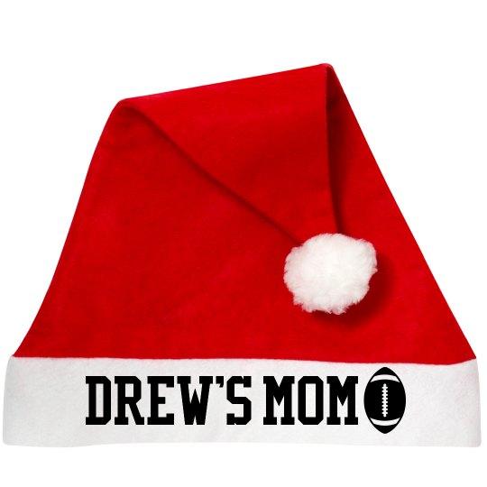 Football Mom Christmas