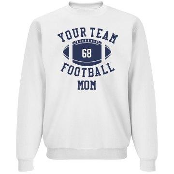 FOOTBALL MOM SWEATSHIRT