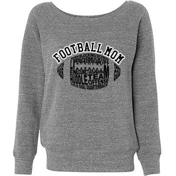 Football Mom Type