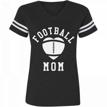 Football Mom Vintage