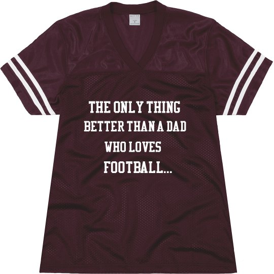 Football Moms Love Football