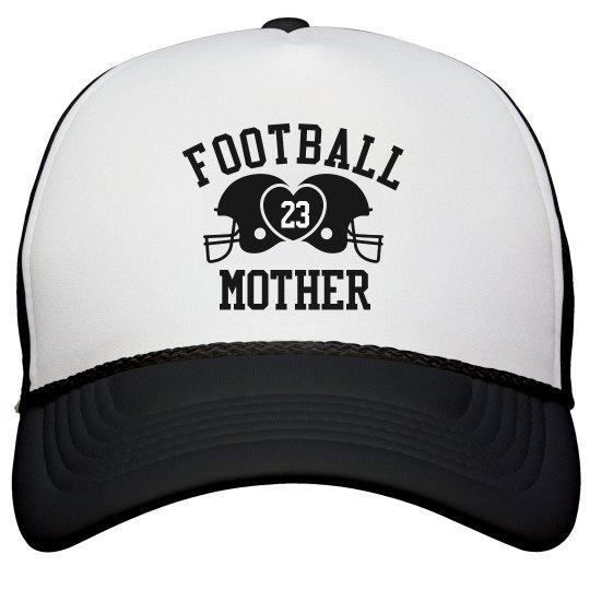 Football Mother Snapback