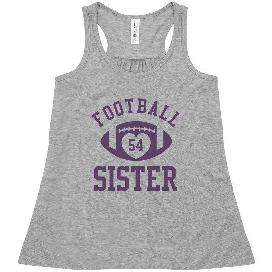 Football Sister Custom Player #