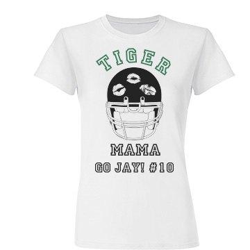 Football Tiger Mama